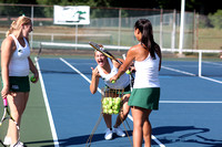 Sage W. Tennis 2014 vs hartwick
